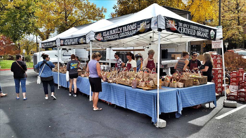Fort Collins (Larimer County) Farmers' Market