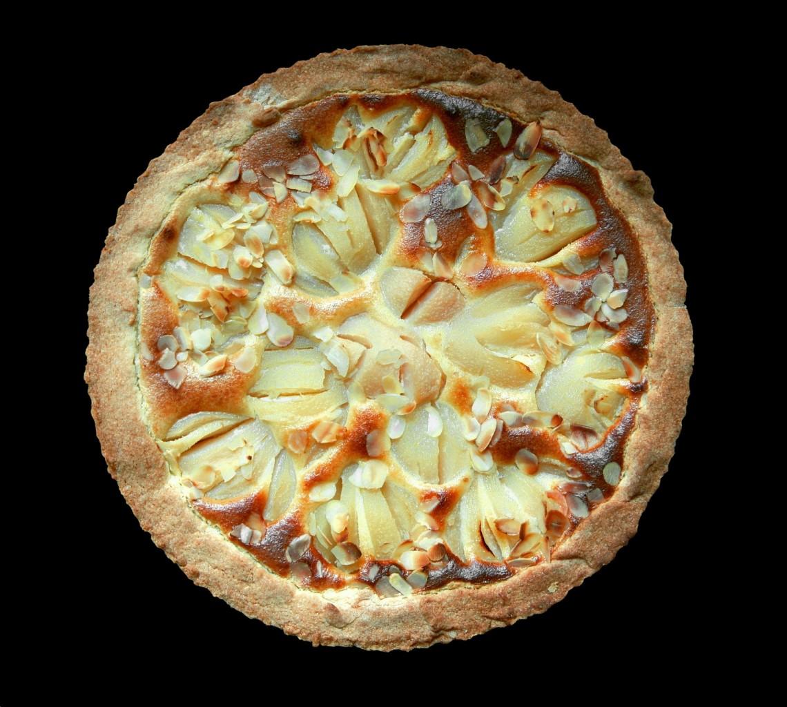 Creamy Pear Pie Crunch