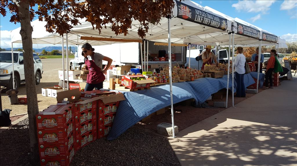 Fort Collins (Larimer County) Farmers Market